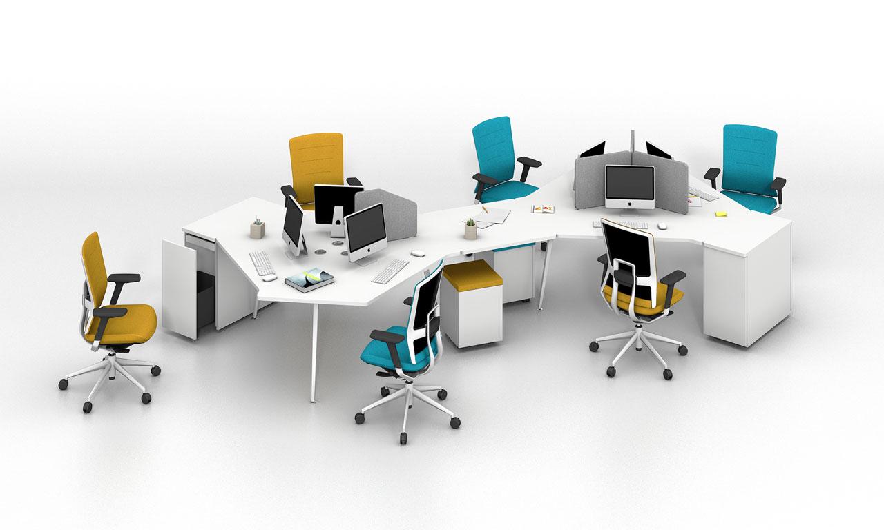 Twist, la mesa que se integra con la tecnología