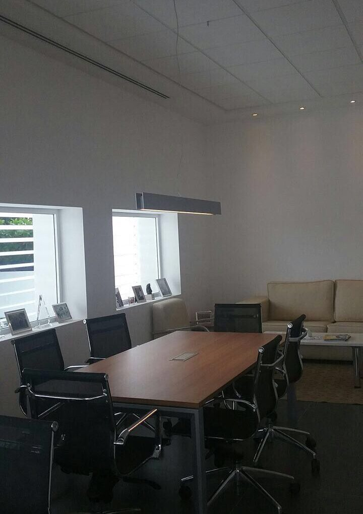 Oficina en Republica Dominicana