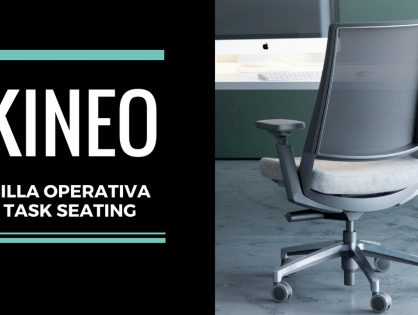 Nueva silla saludable KINEO by Forma 5