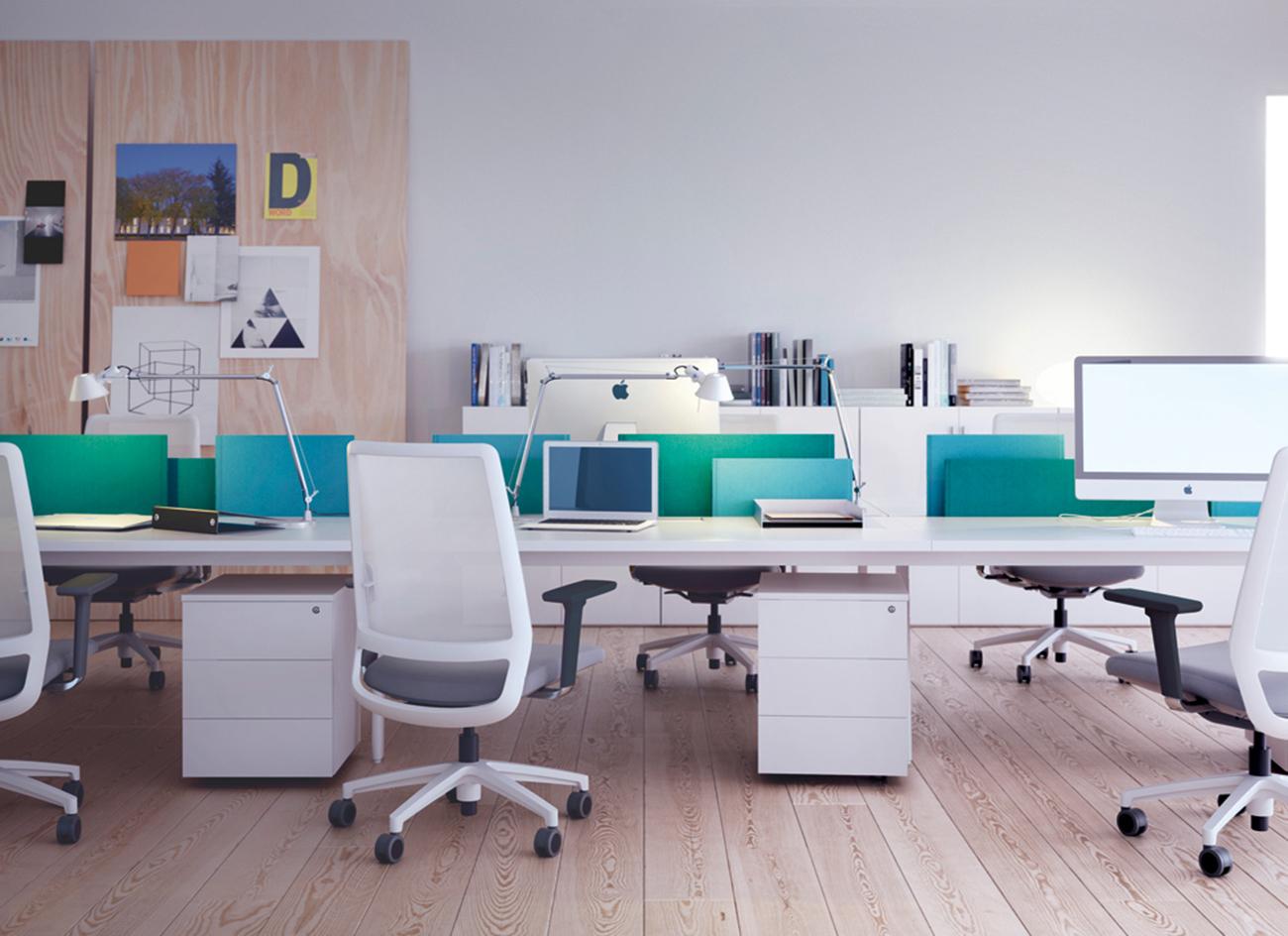 Mobiliario y equipamiento de oficina en Valencia