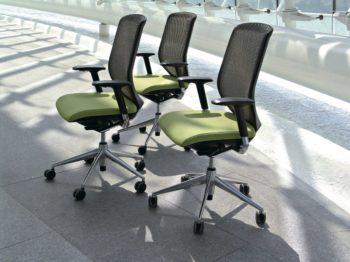 Silla de oficina TNK sillería mobiliario de oficina en Valencia Impacto Diseño