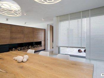 Cortinas venecianas decoracion oficina Impacto Valencia Diseño muebles mobiliario