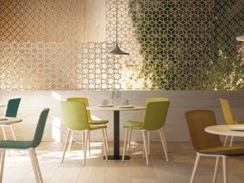 Silla Glove silla de colectividades mobiliario de oficina Impacto Diseño Valencia
