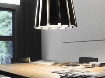 Lamparas de techo oficina Impacto Valencia Diseño muebles mobiliario