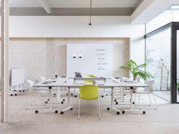 Silla Whass silla de colectividades mobiliario de oficina Impacto Diseño Valencia