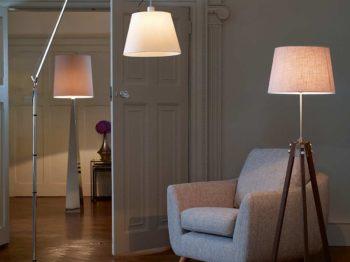 Lamparas de pie oficina Impacto Valencia Diseño muebles mobiliario